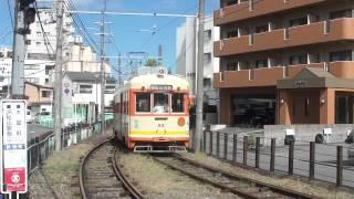 20120820伊予鉄鉄砲町駅