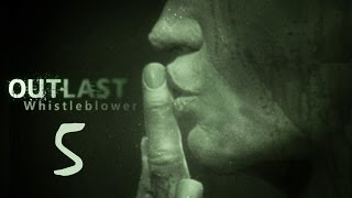 OutLast Whistleblower (DLC) - #5 - Извращение, как есть