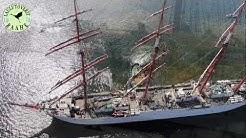 Sedov maailman suurin purjelaiva