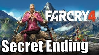 Far Cry 4 Finished In Under 15 Minutes - Far Cry 4 Alternate Ending [ Hd ]