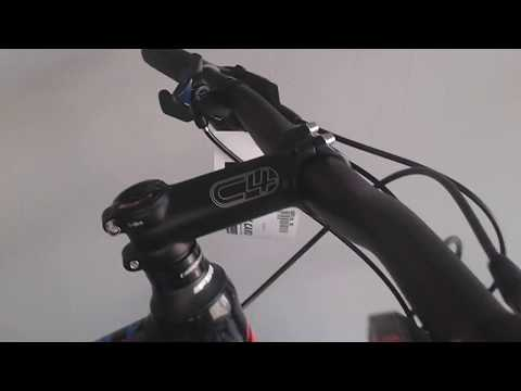 BIKE TRACTION : CANNONDALE TRAIL 5 2017