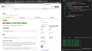 Node.js-쿠키와 인증 - 4.쿠키의 읽기