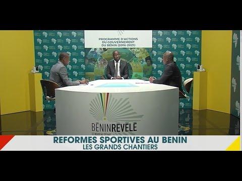Bénin : Oswald Homéky présente les grands chantiers du ministère des Sports