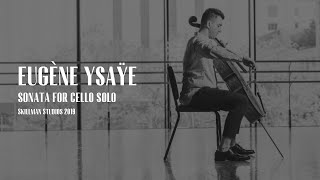 Mark Prihodko - Eugene Ysaye - Sonata for Cello Solo Op.28