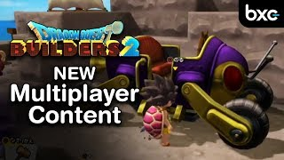 DQB2 - New content for multiplayer