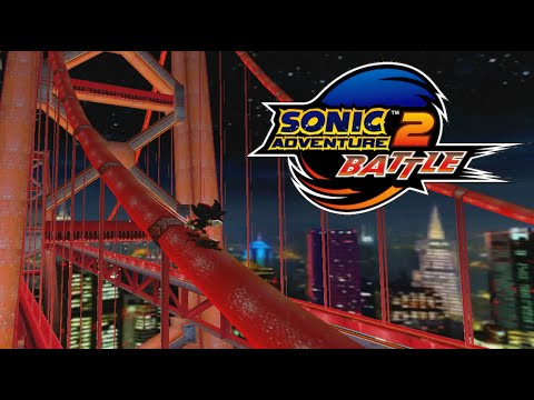 Sonic Adventure 2- Radical Highway (A-Rank)