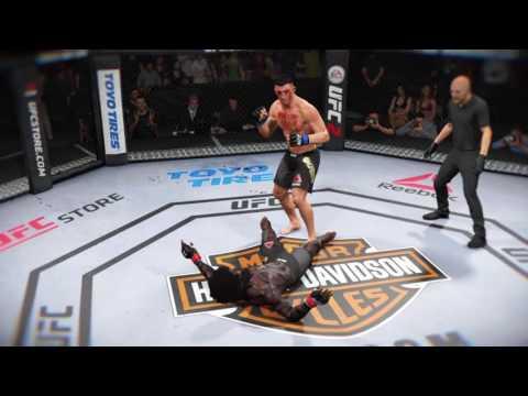 UFC2 Edward floyd bnepr
