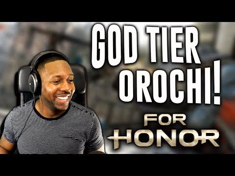 For Honor ∙ God Tier Orochi