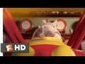 Stuart Little 2 (2002) - Flying in the House Scene (2/10) | Movieclips