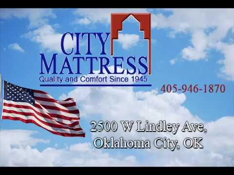 City Mattress Commercial
