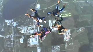 NPSL - Fourcast Training Jump - Meet 3