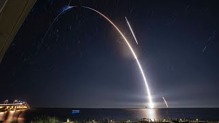 SpaceX launch to the International Space Station thumbnail