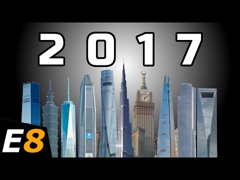 Top 10 Tallest Buildings in the World (2017)