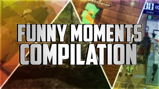 Funny Moments Compilation w/ Updates (Fortnite, RDR 2, Unturned, Minecraft, Freestyle 2)