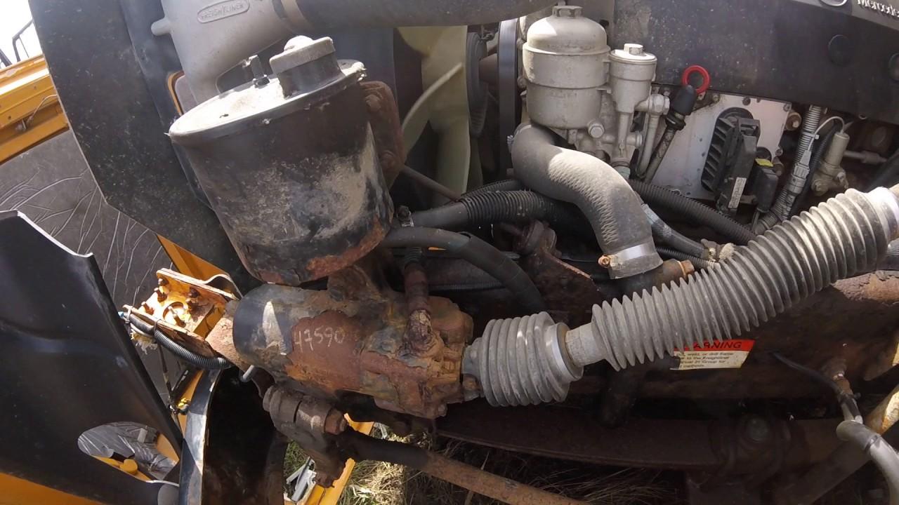 Engine, Mercedes OM906LA, 300 hp, Good runner, stock#1A1E47590