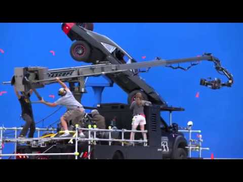 Fast And Furious 7 Behind the Scenes HD  Official
