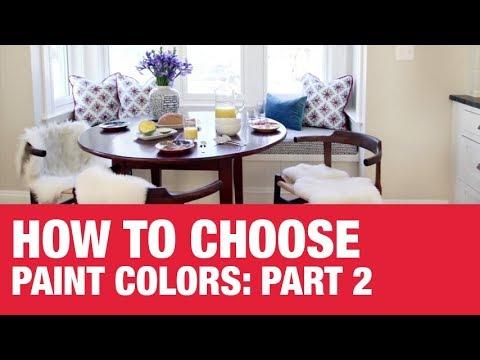 How to choose paint colors part 2 ace hardware youtube for How to choose paint colors