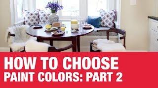 How To Choose Paint Colors: Part 2 - Ace Hardware