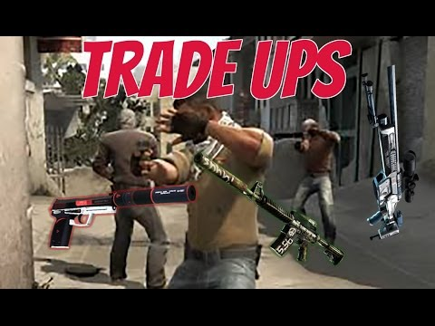 New Chop Chop Trade Up And StatTrak Glove Case - Crafting Skins In CS:GO #77