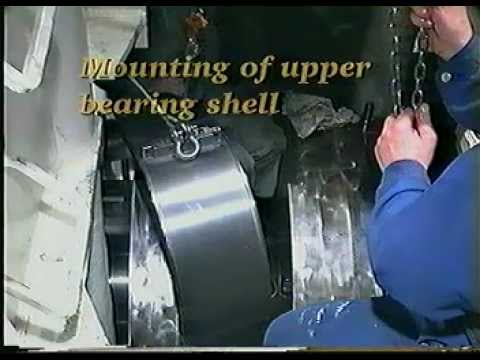 Inspection of Main Bearing