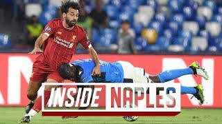 Inside Naples: Napoli vs Liverpool | Exclusive footage from the Stadio San Paolo
