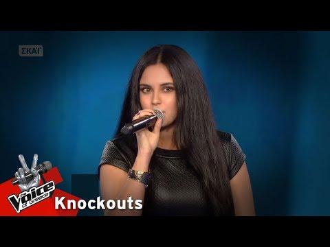 Σοφία Αγναντοπούλου - If I ain't got you | 2o Knockout | The Voice of Greece