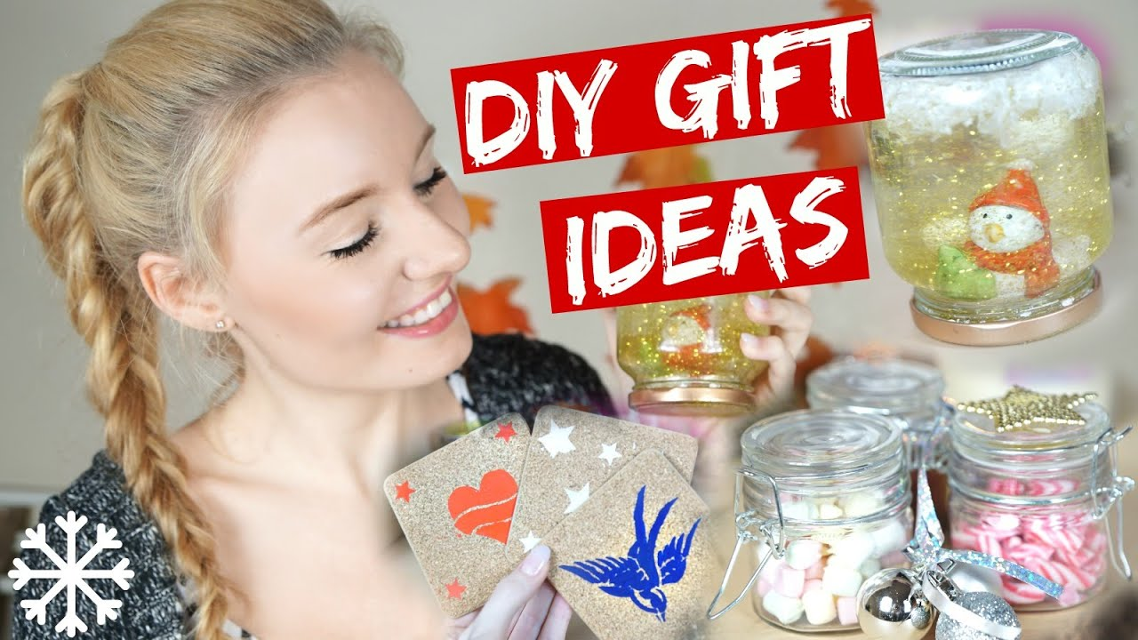 diy geschenke ideen f r weihnachten mit luisa crashion youtube. Black Bedroom Furniture Sets. Home Design Ideas