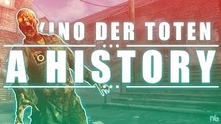 Kino Der Toten | A History (Call of Duty Zombies Maps - Origins, Background, Story, & Evolution)