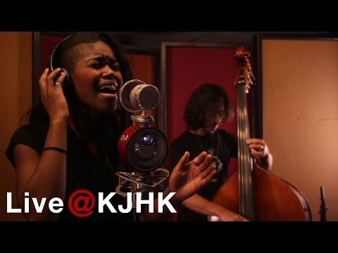 Crystal Rose Live @ KJHK