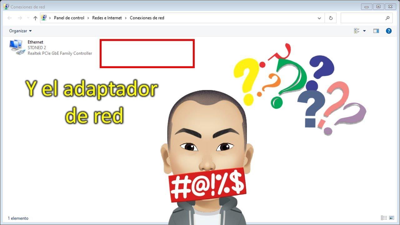 📌 cómo habilitar el ADAPTADOR DE RED inalámbrica WIFI en WINDOWS 10 (2020) Solución