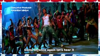 DHOOM AGAIN - ENG SUBS - DHOOM 2 - FULL SONG - *HQ* & *HD* ( BLUE RAY )
