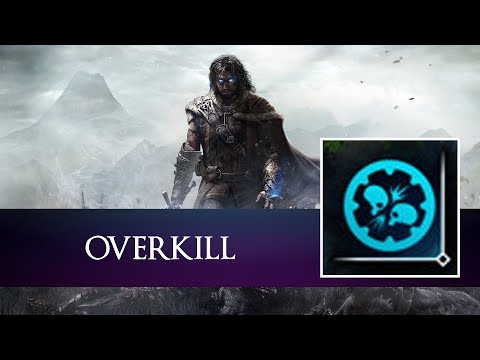 [Road to 100%] Middle-Earth: Shadow of War - Overkill - Achievement Walkthrough