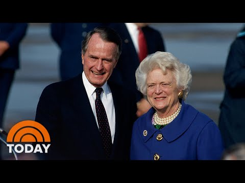 Look Back On George H.W. Bush's Life As A Dedicated Public Servant   TODAY