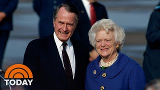 Look Back On George H.W. Bush's Life As A Dedicated Public Servant | TODAY