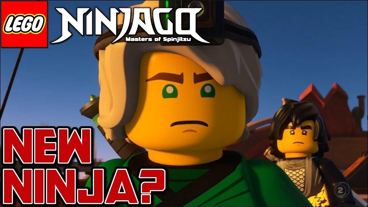 Ninjago season 11 new ninja team youtube - Lego ninjago team ...
