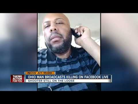 Thumbnail: Ohio man broadcasts killing on Facebook live