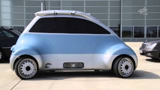 A car with space technology -- driving with the ROboMObil
