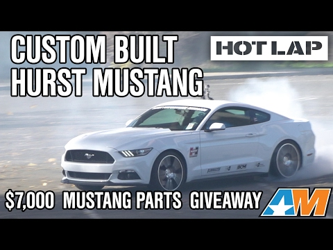 Inside Hurst's Factory & Project Mustang || 2016 F150 HP Gains || 2018 Mustang Unveiled