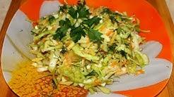 Рецепт капусты как в столовой. Капуста как в детском садике. #салатизкапусты #салатизсвежейкапусты