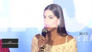 Sonam Kapoor  Losing weight doesn't require a lot of struggle