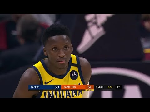 Victor Oladipo Full Play Vs Cleveland Cavaliers | 02/29/20 | Smart Highlights