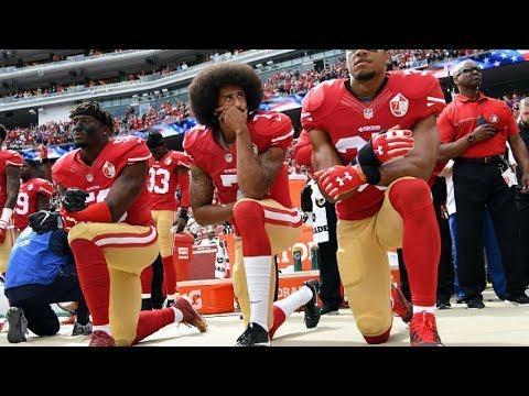 WINNING: NFL Bans Kneeling During National Anthem!!!