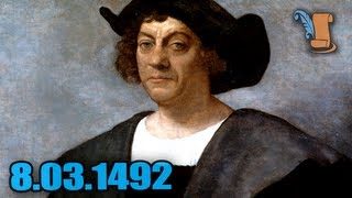 A Day In History: Christopher Columbus Discovers the Americas for Spain