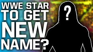 wwe smackdown live star to get ridiculous new name major nxt spoilers