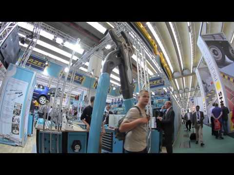 Automechanika Frankfurt 2014: impressions of the first day