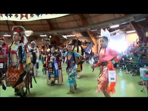 Siksika Pow Wow Day 1 Intertribal Dance