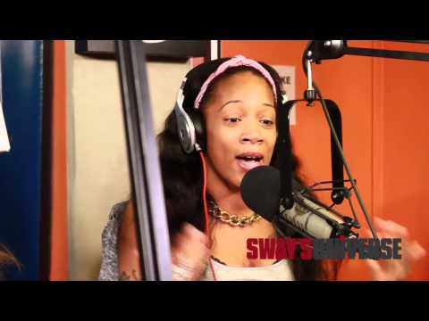 Queen Of The Ring Don Ladyii Freestyle on Sways Universe ***Killing Em****