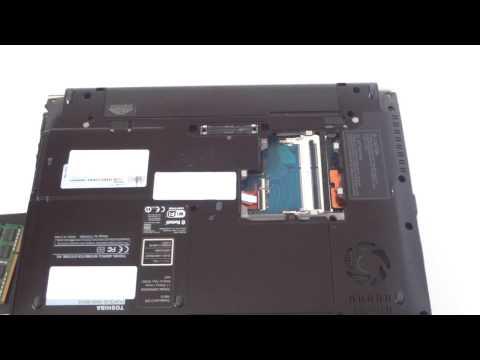 Toshiba Portege R830 Upgrade Memory