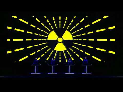 Kraftwerk - Radioactivity 3D (2017) hq
