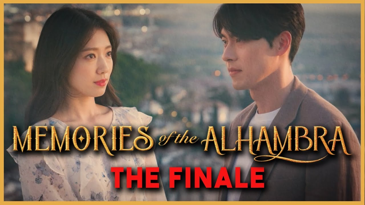 Memories Of The Alhambra Ep 16 Finale Youtube